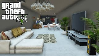 Apartament in Avion | Gta 5 Mod Showcase