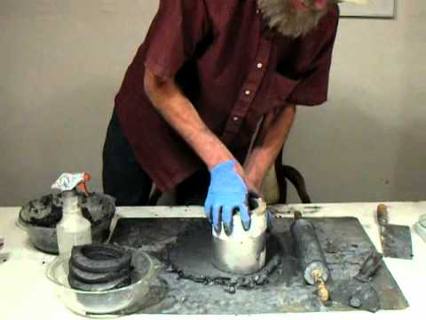 Making a Graphite Crucible