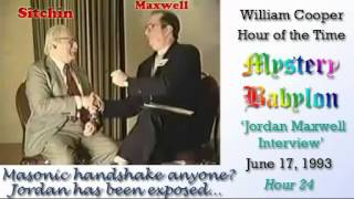 Mystery Babylon  Hour 24 Jordan Maxwell Interview 06 17 1993 Thumbnail