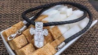 видео Кресты и ладанки мужские