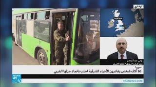 مدير المرصد السوري يتهم أردوغان بسحب المقاتلين التركمان من حلب