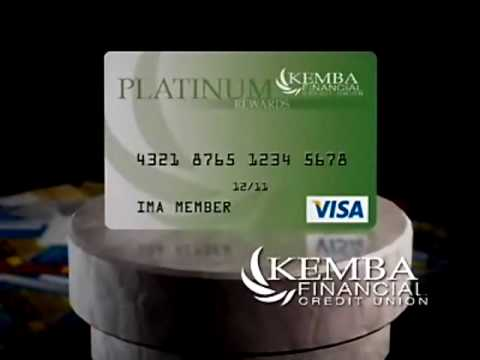 Kemba Financial Credit Union Platinum Rewards Credit Card By Kembafcu