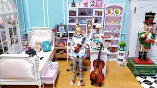 dollhouse roombox deco&min…
