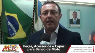 César Veras presidente da UVC ressalta a sintonia da entidade com os vereadores