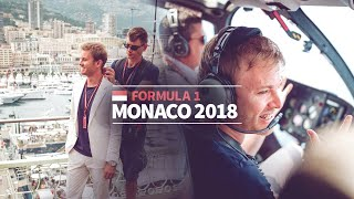EXCLUSIVE 2018 F1 MONACO GP HIGHLIGHTS | NICO ROSBERG | RACEVLOG