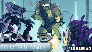 Halo: Collateral Damage - Issue #2