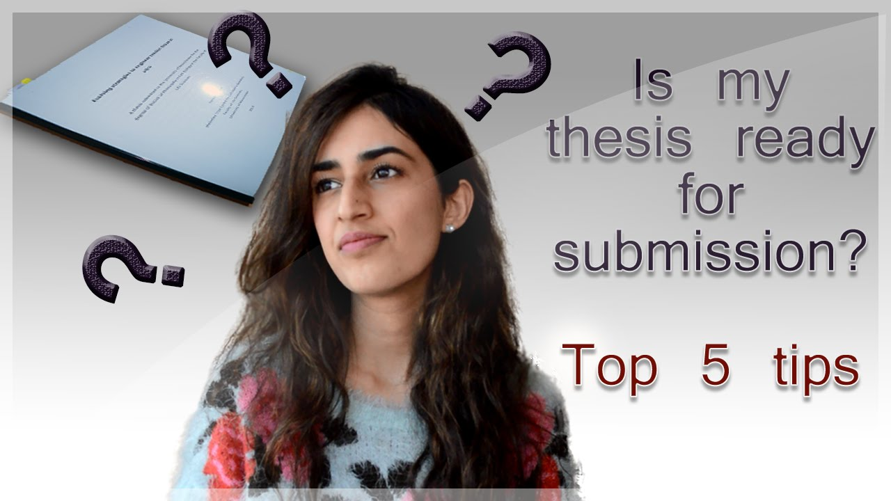 thesis regulations qub