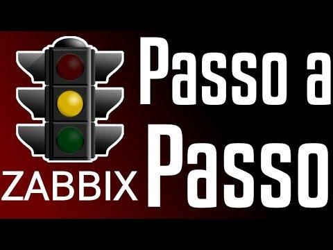 Zabbix - Monitoramento TCP básico