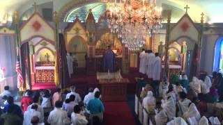 Malankara Orthodox Qurbana Hoothomo - Aju Achen