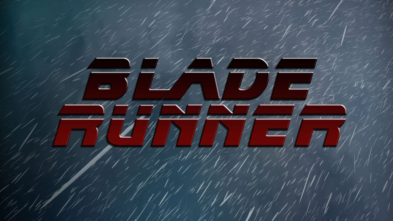 Blade Runner One More Kiss Dear Youtube