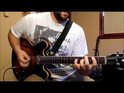 The Donnas - Take It Off Guitar Cover