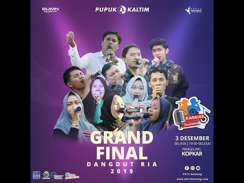 Grand Final Dangdut Ria 2019 | HUT ke 42 Pupuk Kalimantan Timur