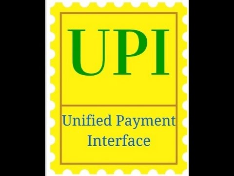 Unified Payment Interface UPI app Download.