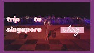 브이로그 VLOG :: 싱가포르 여행, 가든 바이 더 …