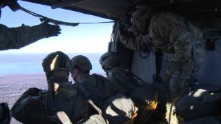 3d Air Support Operations Squadron Conducts Jump Training