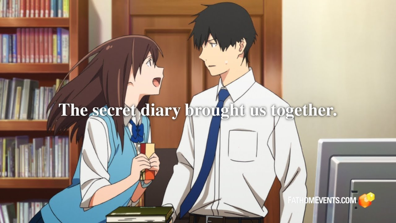 I Want To Eat Your Pancreas English Dub Trailer 1 Youtube