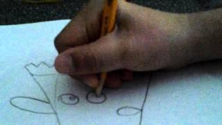 how to draw icy me me kind taugh twister ha ha ha