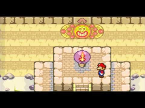 Mario and Luigi SuperStar Saga Ep 12: It burns!