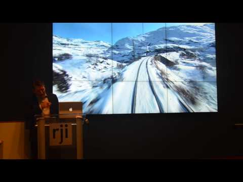 "Mark Robinson: ""The Future of Longform in the Digital Age"""
