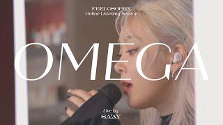 Смотреть клип Saay - Omega