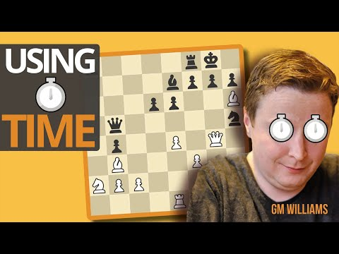 Increasing The Tempo To Win: Using Time In Chess by GM Simon Williams