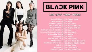 B L A C K P I N K FULL PLAYLIST 2016 - 2020 | BEST SONGS OF B L A C K P I N K 2016 - 2020