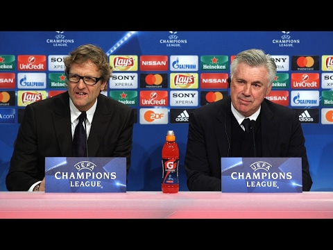 Bayern Munich 5-1 Arsenal - Carlo Ancelotti Full Post Match Press Conference - Champions League
