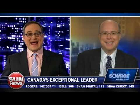 Canada's exceptional leader?