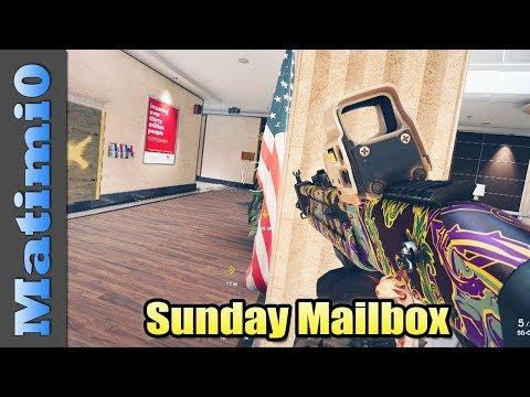 The State of Siege - Sunday Mailbox - Rainbow Six Siege