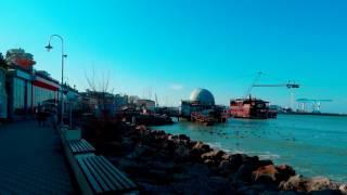 Анапа видео 2017  24 февраля(Анапа видео 2017 24 февраля город пляж море набережная погода http://www.welcometoanapa.ru/news/2598/ текст и фото., 2017-02-24T21:05:05.000Z)