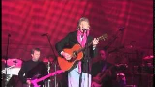 Roger Waters, Nick Mason, Eric Clapton ♫ Wish you were here (U.K. Highclere Castle, 2006)