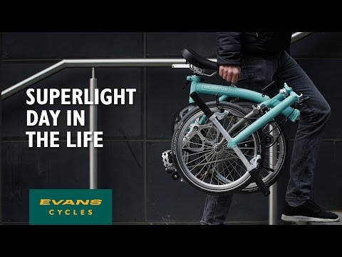 A Day in the Life of a Brompton Superlight Owner - Joel