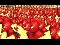 SPIDERMAN CARTOONS VS IRON MAN - MASSIVE SUPERHEROES