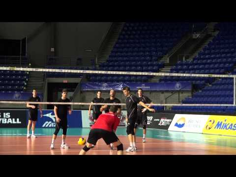 Canada vs. Belgium - Sights and sounds of Thursday practice