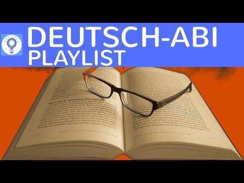 Deutsch Abitur 2019 Playlist Tipp Mit Methoden Tipps Von Die