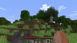 Making A Mega Tree In Minecraft .