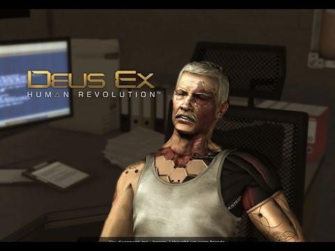 Deus Ex: Human Revolution - Part 33 - Find Vasili Sevchenko