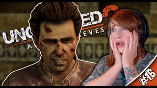 Goodbye Flynn... | Uncharted 2: Among Thieves Pt.16 Blind Playthrough