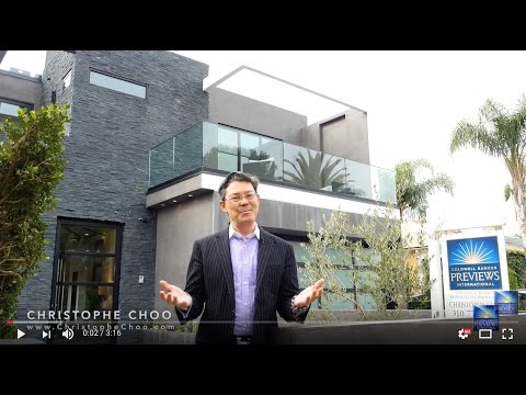 Brand new  2017 modern smart home for sale in Venice CA at 2477 Glyndon Ave - $3,399,000