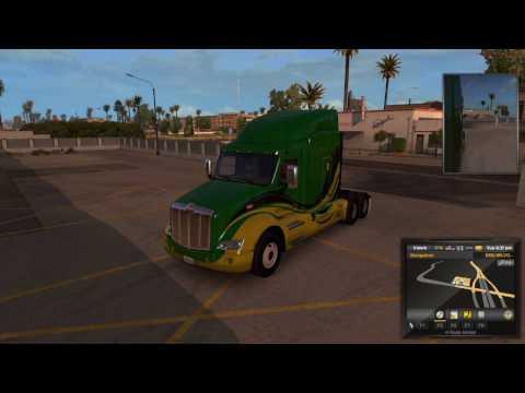Truck sim Sunday....San Diego to San Diego