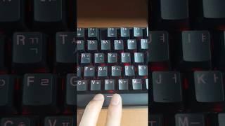 몬스타기어 MK308 퀵스왑 게이트론 광축 게이밍 키보…