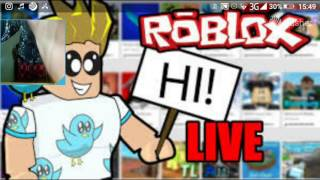 #cnt LIVESTREAM Nr. 4 Bora jogar Roblox e World of Guns