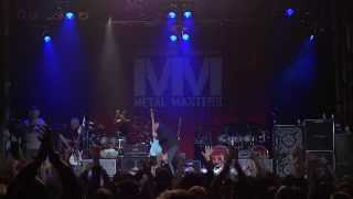DAVID LEE ROTH - Shyboy (Live Cover at METAL MASTERS 2014)