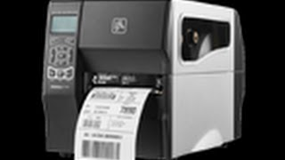 Zebra ZT220-230 Printer Demo