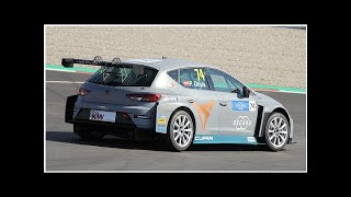 John Filippi and Pepe Oriola satisfied after topping Barcelona test