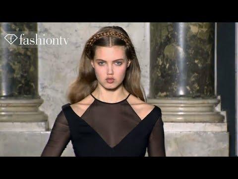 Lindsey Wixson: Top Model at Fall/Winter 2012-13 Fashion Week   FashionTV