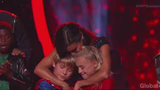 DWTS Juniors Week 2 Elimination (Dancing With The Stars Juniors)