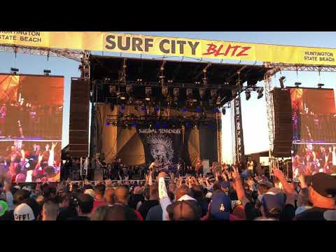 Surf City Blitz 2018 Day 1 - Suicidal Tendencies mp3