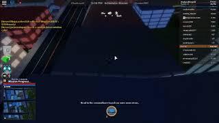 roblox in jailbreak ninja time