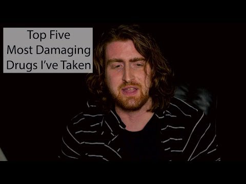 Top Five Most Damaging Drugs I've Taken in My Addiction and What They Did